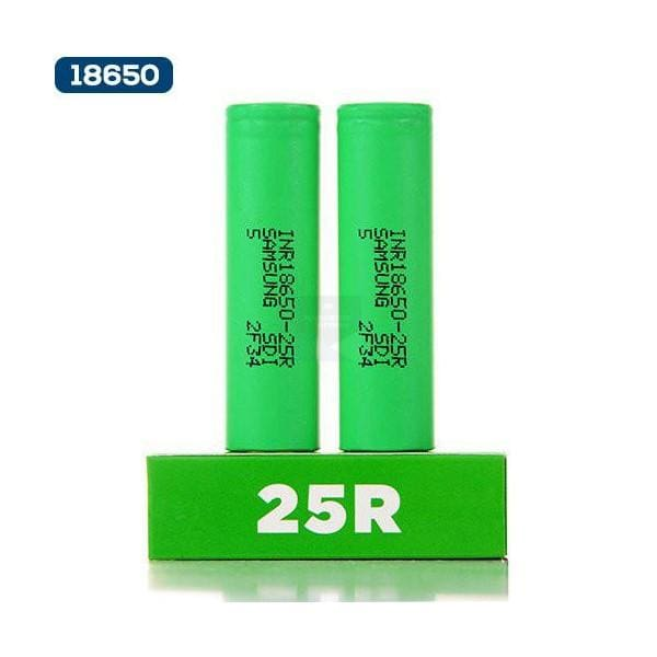 Samsung Inr18650 25R 2500Mah Battery Chargers & Batteries (10966232199)