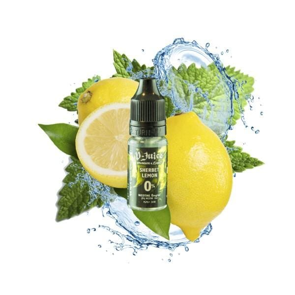 Sherbet Lemon By V-Juice E-Liquid