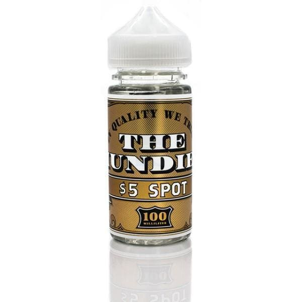 THE HUNDIES 5 SPOT 100ML-ManchesterVapeMan