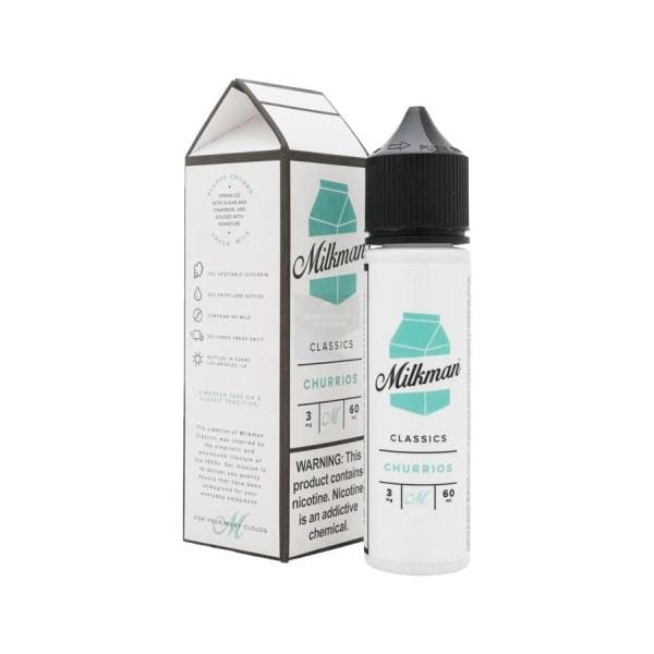 The Milkman Churrios 50ml Shortfill-ManchesterVapeMan