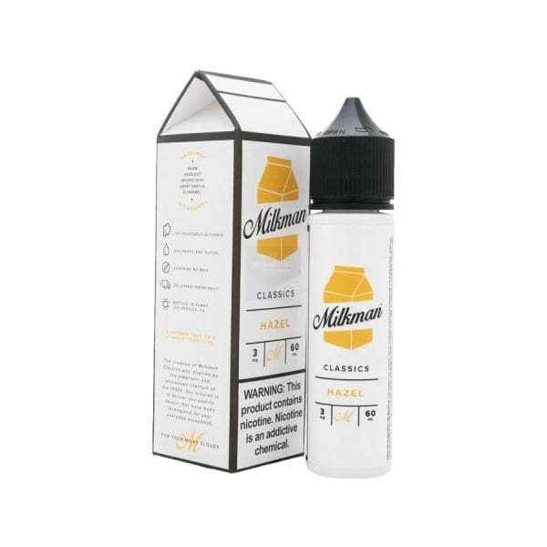 The Milkman Hazel 50Ml Shortfill E-Liquid (1594910081118)