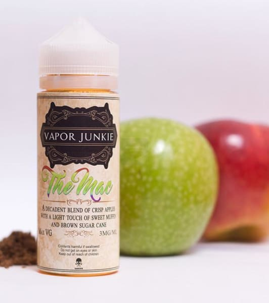 Vapor Junkie The Mac 50Ml E-Liquid (11148571207)