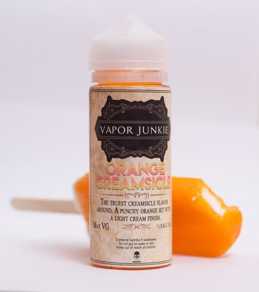 Vapour Junkie Orange Creamsicle 50Ml E-Liquid (11277068743)