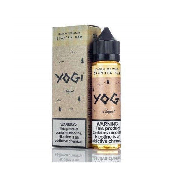 Peanut Butter Banana Granola by Yogi E-Liquid