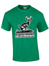 Hey Vegetarians Shirt
