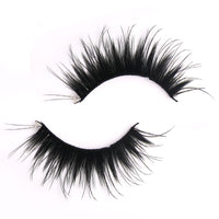 5 PAIRS Super LONG, THICK, Handmade Mink Eyelash Extensions... Sultry & Dramatic As FUAAARK! ;o)