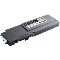 Dell 331-8432 Cyan Toner Cartridge