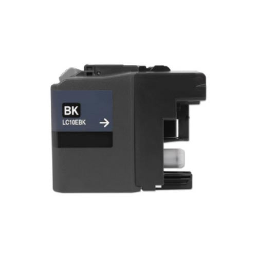 Brother LC10EBK XXL Super HY Compatible Inkjet- Black