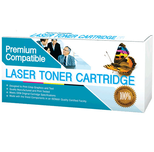 Brother LC203Y Compatible Yellow Ink Cartridge