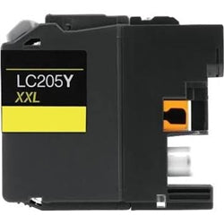 Brother LC205Y EHY Compatible Inkjet- Yellow