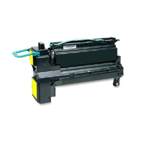 Lexmark C792X1YG Compatible Extra High Yield Yellow Toner