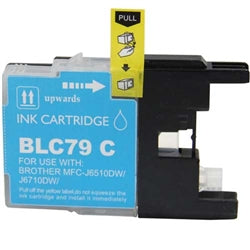 Brother LC79C Ink Cartridge