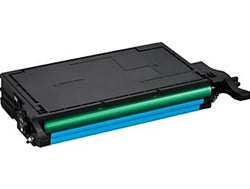 Samsung CLP-670C Toner Cartridge