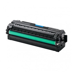 Samsung CLT-C505L Compatible Cyan Toner Cartridge