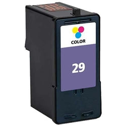 LEX Remanufactured Ink Cart 18C1429  18C1529 (No. 28) Color