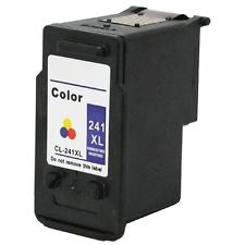 Canon CL-241XL Remanufactured Color Ink Cartridge