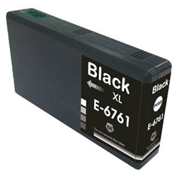Epson T676XL120 Reman Inkjet- Black
