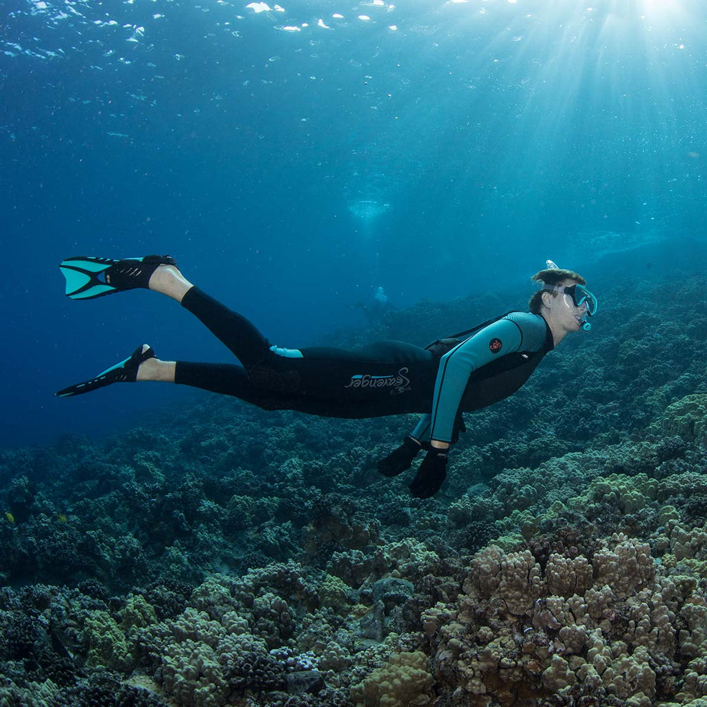 Diving Deeper with the Odyssey Wetsuit