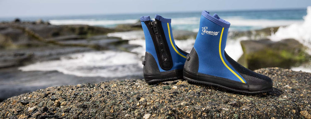 Tall Tortuga Dive Boots