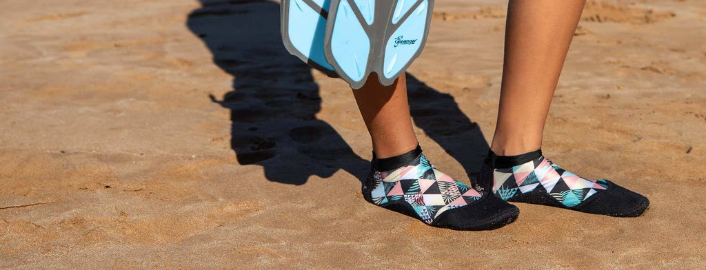 Seavenger SeaSnug Ankle Beach Socks