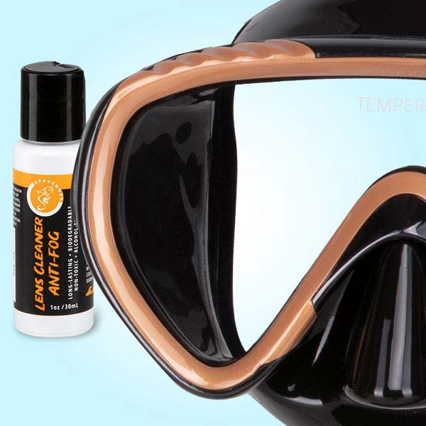 Seavenger Lens Cleaner and Anti-Fog Gel