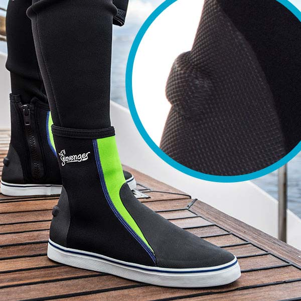 Seavenger Atlantis 3mm Neoprene Dive Booties