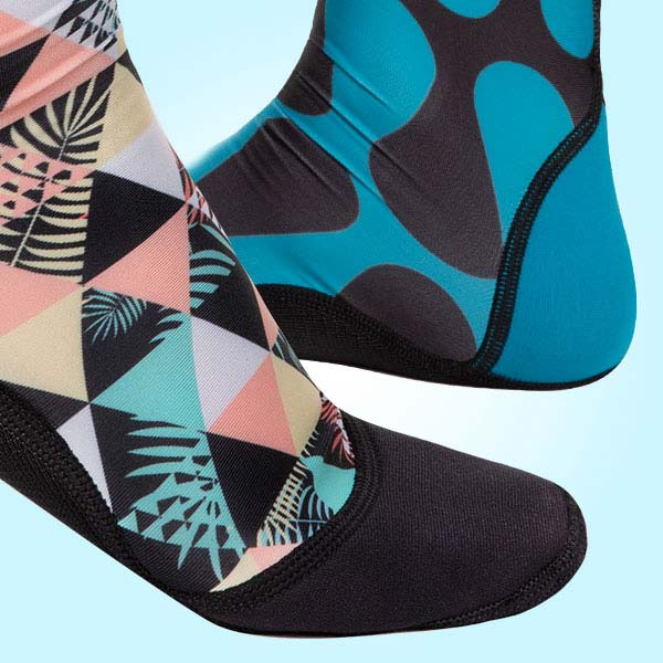 Seavenger Tall SeaSnug Beach Socks