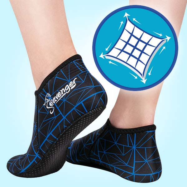 Seavenger Zephyr 3mm Neoprene Socks