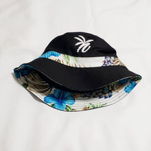 Tropical Blue Bucket Hat