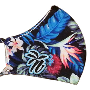 Floral 3-ply Safety Mask