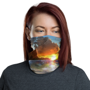 Nezian Sunset Neck gaiter
