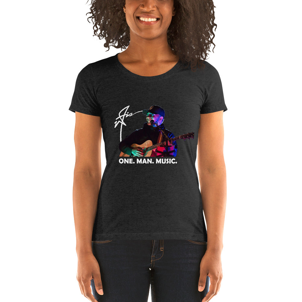 WAIS- Ladies' short sleeve t-shirt