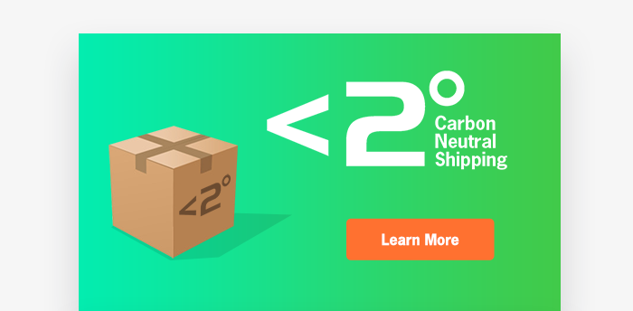 <2 Carbon Neutral Shipping