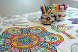 Mandala Tablecloth