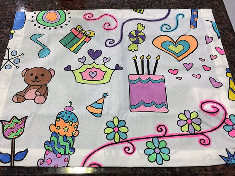 Birthday Placemats