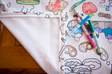 Food Fun Tablecloth