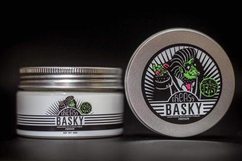 Greasy Basky Premium Unorthodox Water Based Pomade 100g