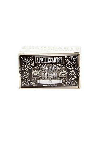 Apothecary 87 1893 Shave Cream 100ml