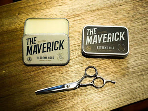 The Maverick Extreme Hold Rootbeer Pomade 3.3oz