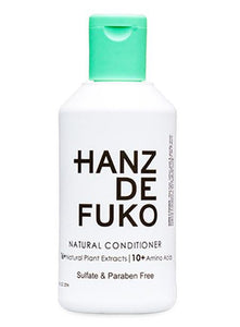 Hanz de Fuko Natural Conditioner 8oz