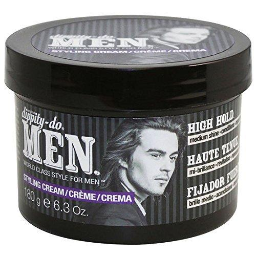 Dippity Do Men Styling Cream High Hold 6.3 Oz