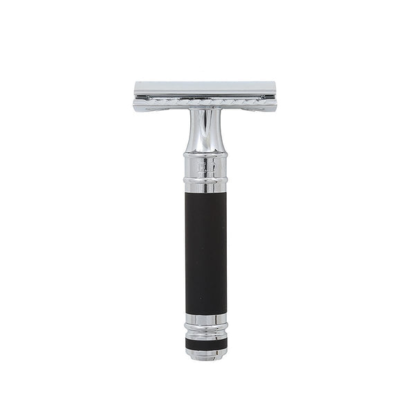 Edwin Jagger DE Safety Razor Ebony/Chrome DE86BL
