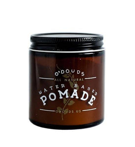 O'Douds - All Natural Water Based Pomade 4oz