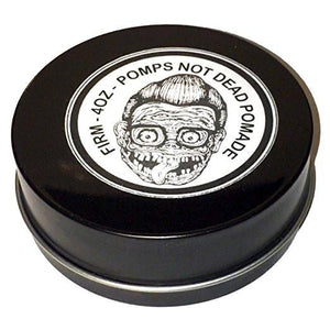 Pomps Not Dead Firmage Pomade 4oz