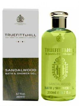 Truefitt & Hill Sandalwood Bath and Shower Gel 200 ml