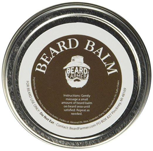 Beard Farmer Uber Soft Beard Balm 1.9oz