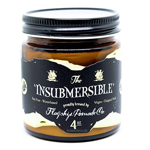 Flagship The Insubmersible Water Based Pomade 4oz