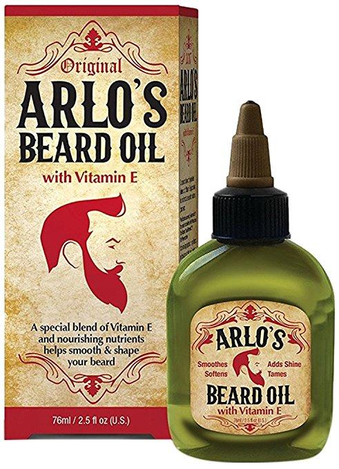 Arlo's Beard Oil Vitamin E 2.5oz
