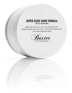 Baxter of California Super Close Shave Formula 8floz