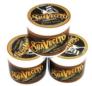 Suavecito Firme (Strong) Hold Pomade 4oz